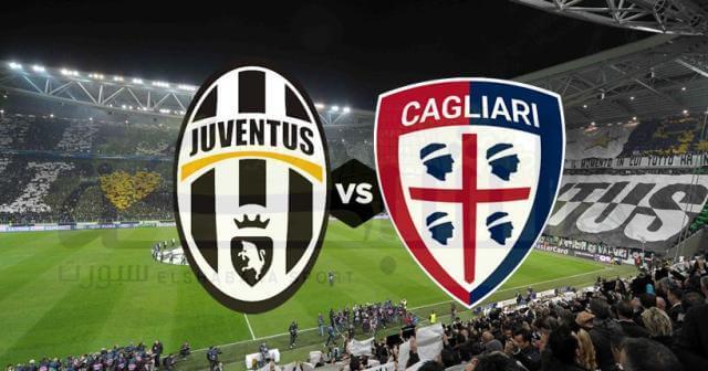 الان مشاهدة مباراة يوفنتوس وكالياري بث مباشر اليوم 06-01-2020 في الدوري الايطالي
