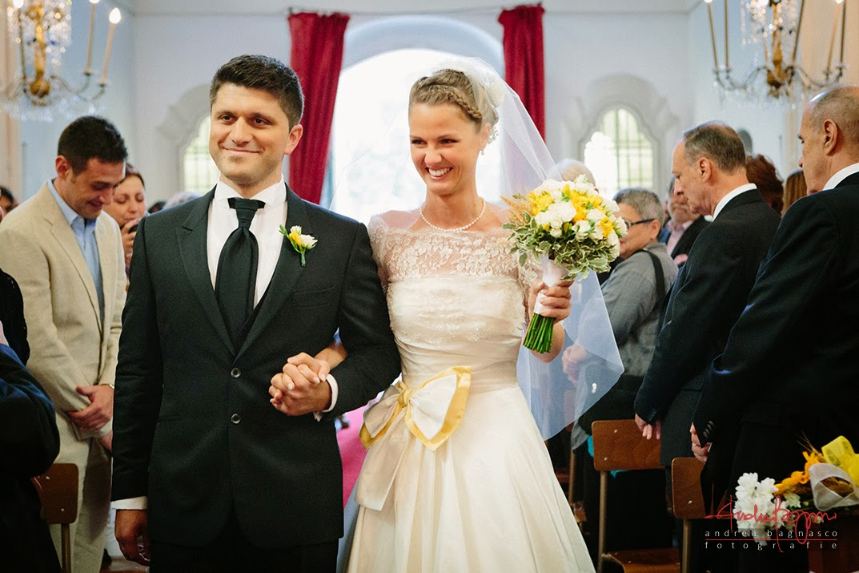 ingresso sposi in chiesa matrimonio Genova