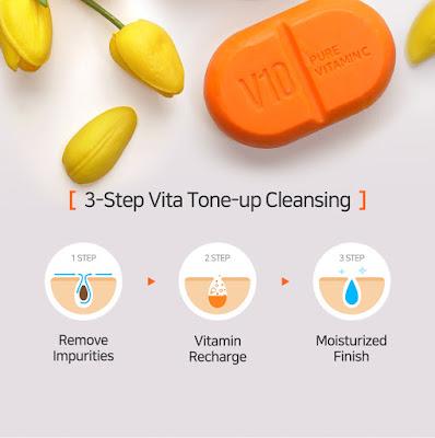 Multi Vita V10 Cleansing Bar