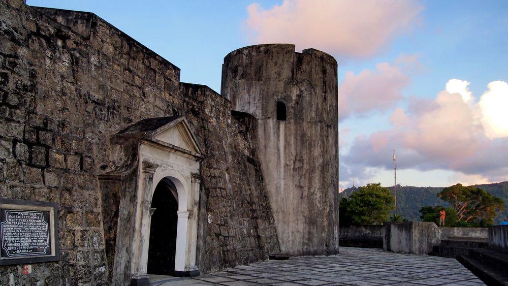 Fort Belgica, Banda Neira
