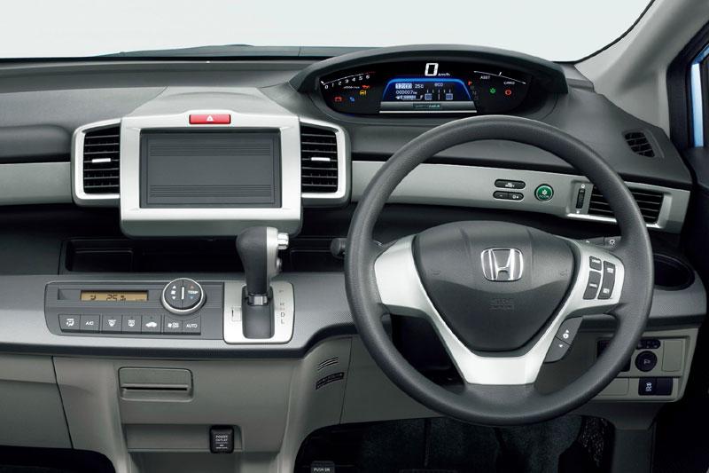highlight Automotive News: 2012 Honda Freed Hybrid