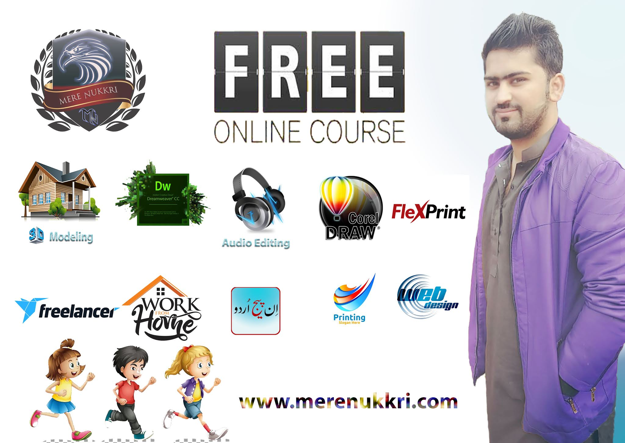 Free Online Courses With Certificates-Online Courses-www.merenukkri.com