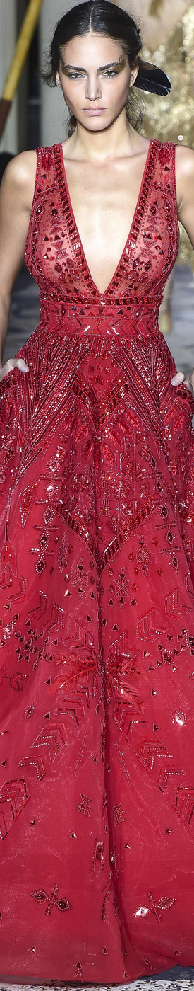 ZUHAIR MURAD SPRING 2018 COUTURE