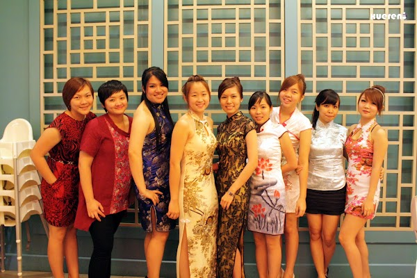 OTS CNY dinner Celebration