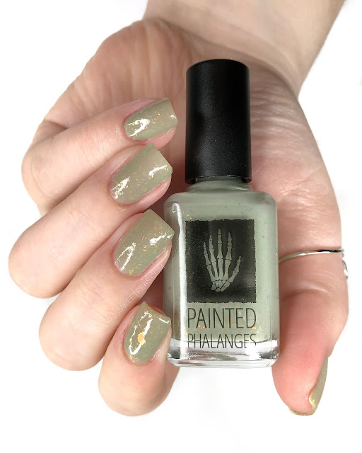 Painted Phalanges Dillweed