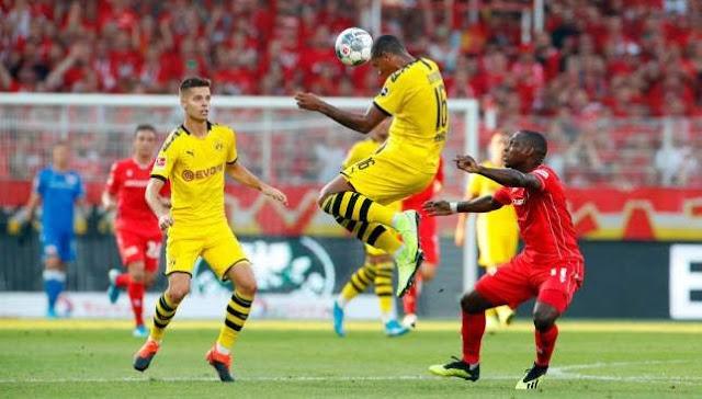 خسارة مفاجئة لدورتموند أم يونيون برلين في الجولة الثالثة من الدوري الألماني