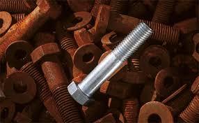 طرق حماية المعادن من صدأ الحديد