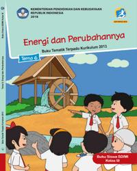 Buku tema 6 Siswa Kelas 3 K13 2018