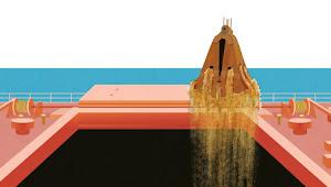 Dry Bulk Nickel Ore, Muatan Paling Berbahaya Didunia