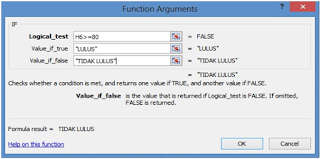 function argument rumus if