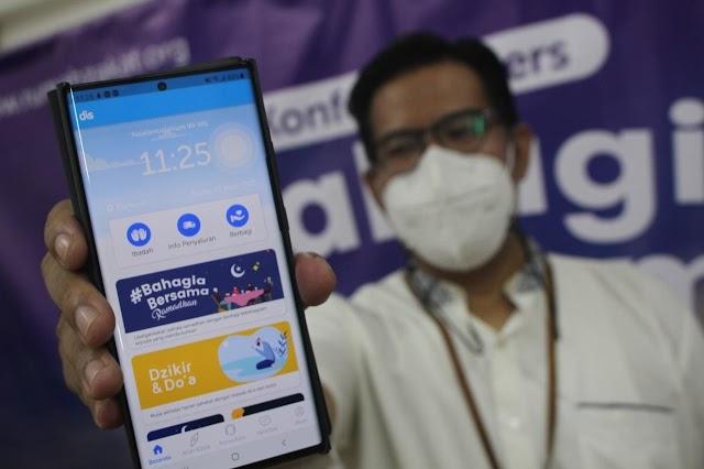 Rumah Zakat Targetkan Bantu Sejuta Penerima Manfaat Terdampak Pandemi