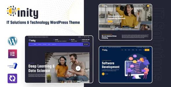 Best Technology Solutions WordPress Theme