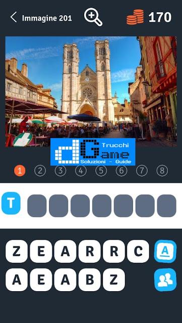 Soluzioni 1 Immagine 8 Parole soluzione livello 191-200