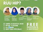 Webinar BMOIWI: RUU HIP Mendistorsi Peran Penting Umat Islam
