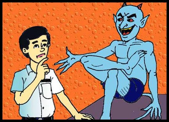 Terungkap! 6 Tahapan Setan ini Menyesatkan Manusia