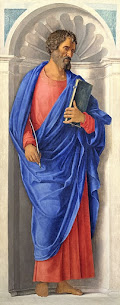Saint Luke, Evangelist, Physician and Painter