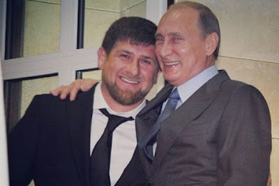 presiden chechnya