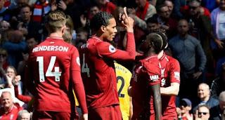 ليفربول يهزم وولفرهامبتون وينهي البريميرليج في الوصافة