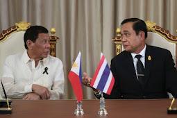 Ketidakhadiran Rodrigo Duterte dan Prayuth Chan-o-cha di KTT Khusus Asean Jadi Pertanyaan