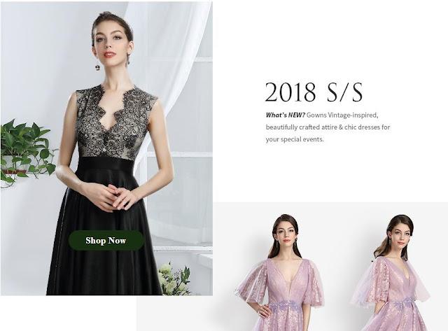 2018 new dress