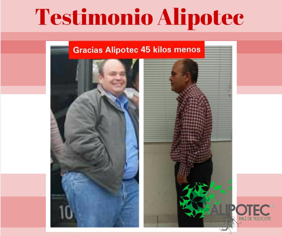 ¿cómo BAJAR de peso? : Testimonios Alipotec