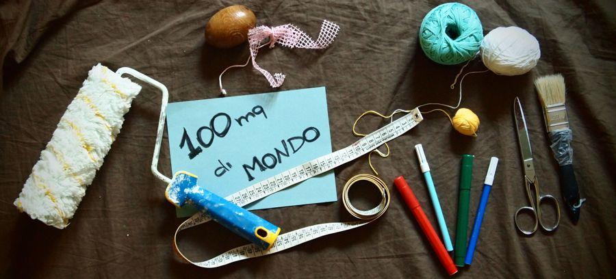 100 metri quadri di mondo: Cucina giocattolo : i lavori