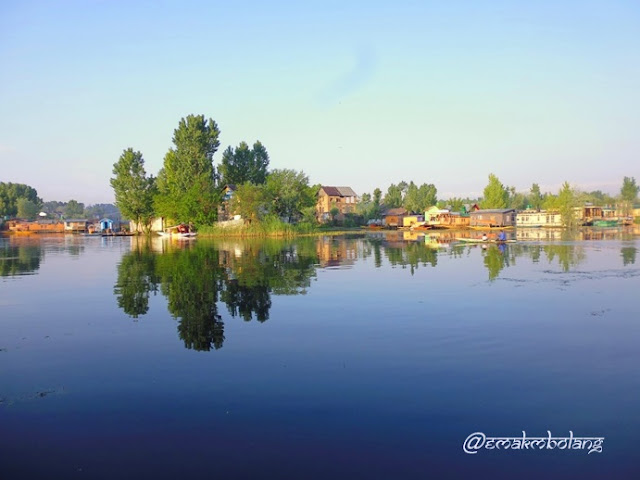 Houseboats murah di Kashmir