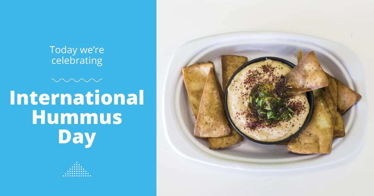 International Hummus Day Wishes Images download