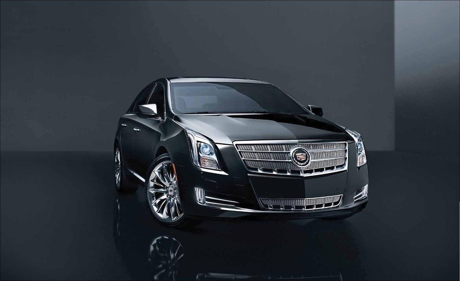 2013 Cadillac Xts Great World 2025