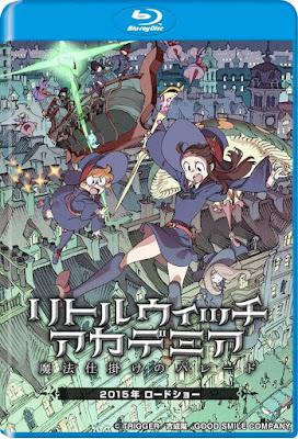 Little Witch Academia Mahou Shikake No Parade 2015 BD25 Sub