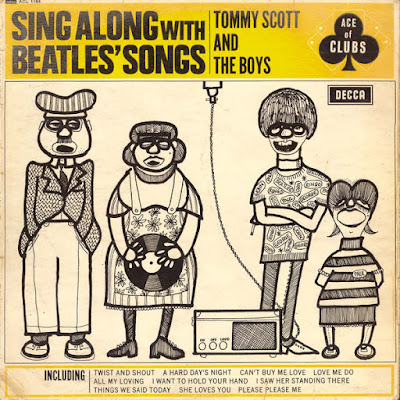 Sing Along With Tommy Scott And The Boys (LP) 1964 (Lockdown)