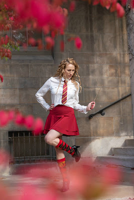 skirt heels