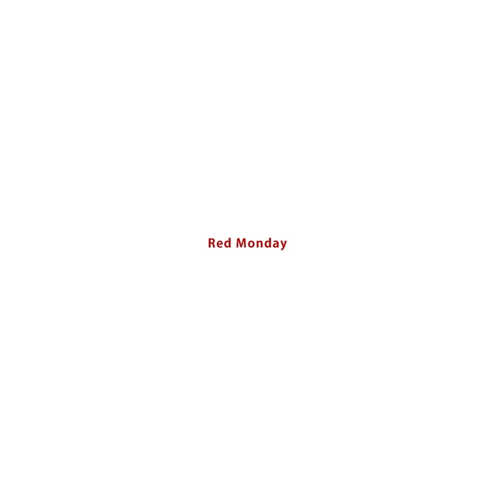 Rex.D – Red Monday – Single