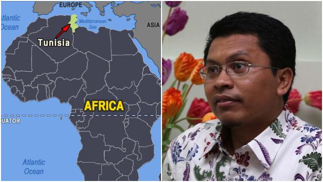 Zuhairi Misrawi Batal Dicalonkan Jadi Dubes Arab, Dipindah ke Tunisia
