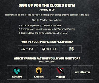 signup%2Bubisoft - Closed Beta in arrivo il 26 gennaio per il nuovo gioco Ubisoft