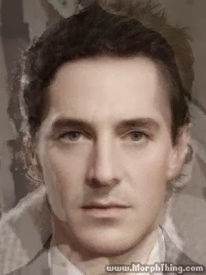 What Sherlock Holmes would look like if you combined images of Robert Downey Jr., Benedict Cumberbatch, Jeremy Brett and Basil Rathbone