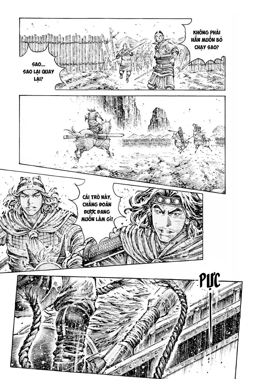 Hỏa phụng liêu nguyên Chương 549: Mã trung binh pháp trang 14