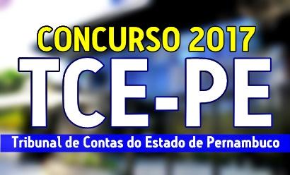 Apostila concurso TCE-PE 2017