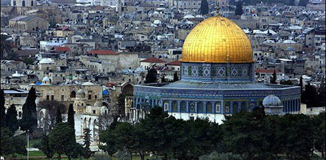 Al Quds, Kami Akan Kembali