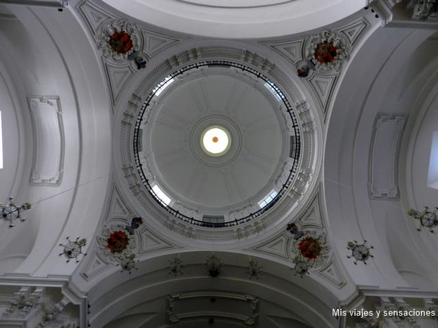 iglesia de los Jesuitas, Toledo