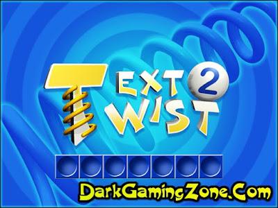 Text Twist 2 free. download full Version
