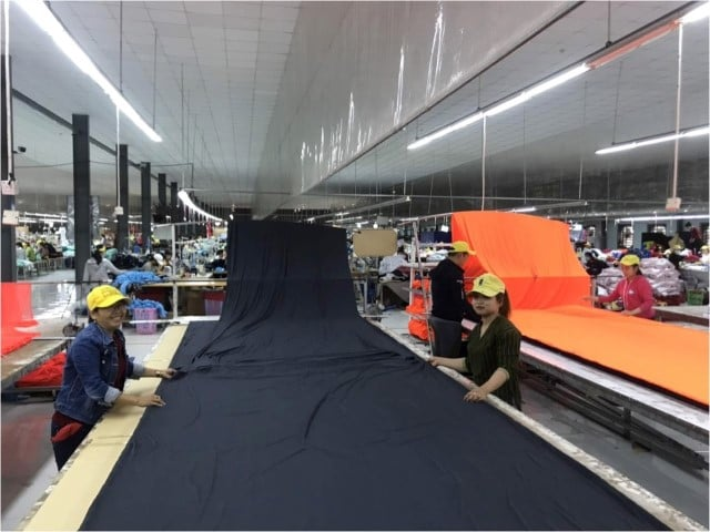 active wear factory