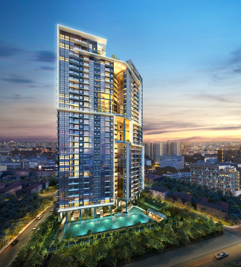 Sturdee Residences - Evening