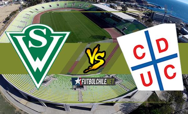 Universidad Católica vs Santiago Wanderers