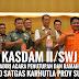 KASDAM II/SRIWIJAYA HADIRI PENUTUPAN POSKO SATGAS KARHUTLA SUMSEL 2019