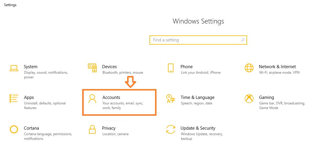 How To Reset/Change The Admin Password In Windows 10