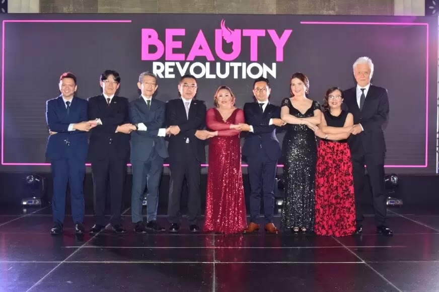 Beauty Revolution: Celebrating the beautiful alliance between Panasonic Manufacturing Corporation and Shea Mira Corporation