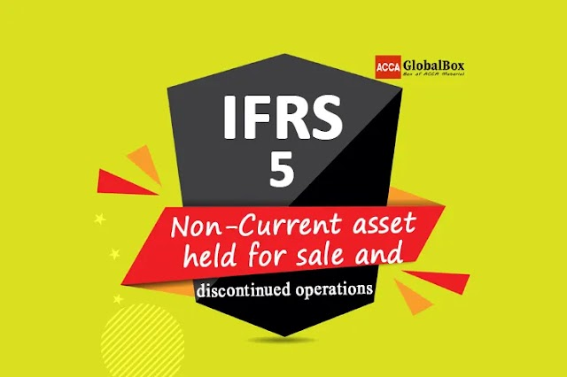 IFRS 5 - Non-Current Asset held for sale and Discontinued Operations