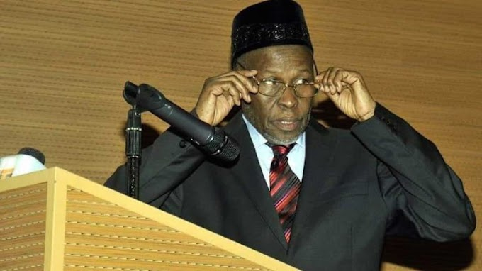 We are daily inundated, suffocated with cases at Supreme Court, CJN cries out