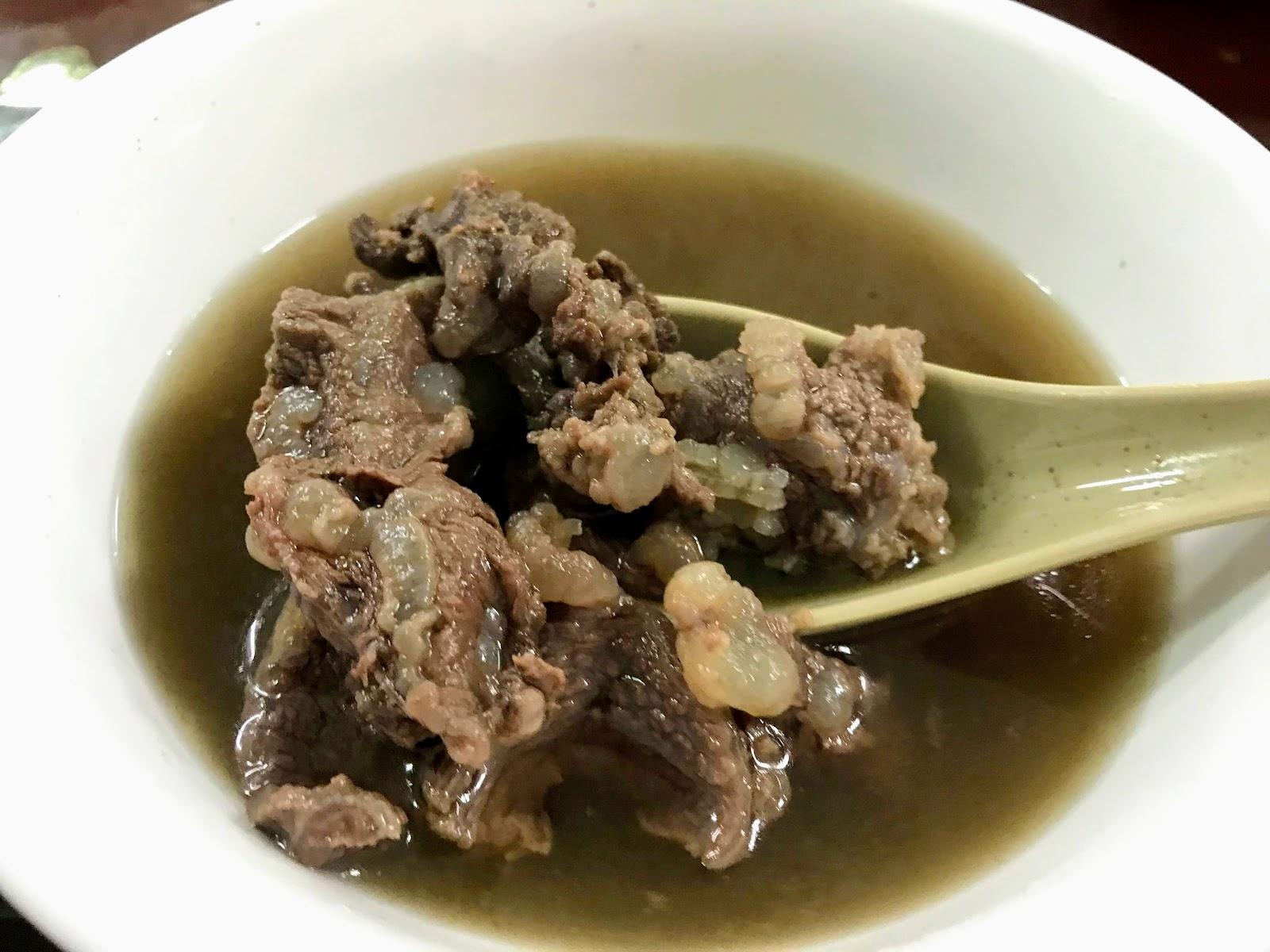 【台南 善化】五千牛肉湯 低調美味 蓋瑞哥自製肉燥飯食譜公開 台南川文山半日遊(四)